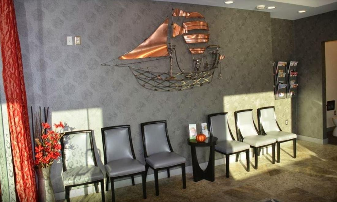 Waiting Area | Lake Erie Dental