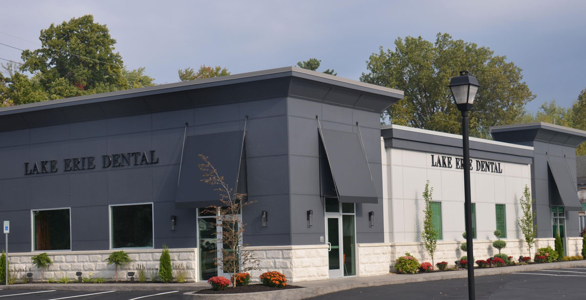 Lake Erie Dental | Outside of Building